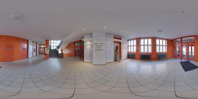Akademicki Zespół Szkół Ogolnokształcących w Chorzowie Hall