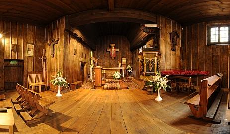 Kościółek świętego Michała