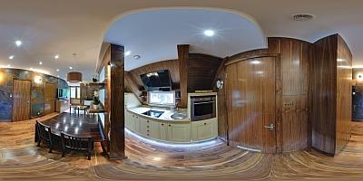 Apartament Orzechowy Kuchnia