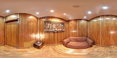 Apartament Orzechowy Panic room