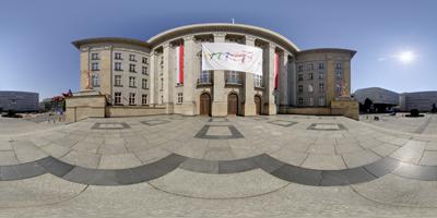 Plac Sejmu Śląskiego Katowice