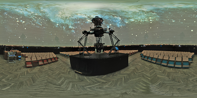 Planetarium Śląskie Sala Projekcyjna
