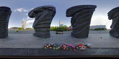 Pomnik Powstańców Śląskich Katowice
